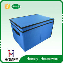 2015 Hot Low Price Good Quality Eco-Friendly Collapsible Non-Woven Container For Used Clothing