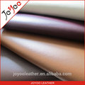 Joyoo 1.0mm materia prima para la fabricación de calzado de zapatos de la pu de cuero