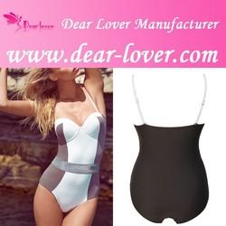New one piece fashion high qualitry women Bustier Top hot bikini photos