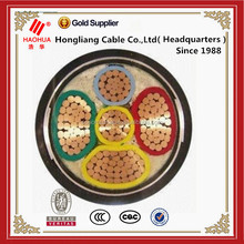 cable wire abc screened steel tape armoured flat power cable