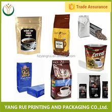 Top quality new arrival plastic coffee bags tea bags