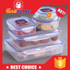 Wholesale microwavable airtight food storage container