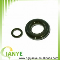 2014 New Arrive Smooth Segment Ring in light weight Black Acrylic Segment Ring
