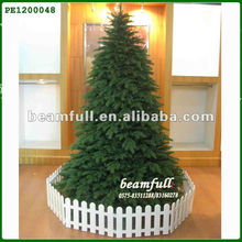Luxurious design decorated outdoor 5ft PE Christmas tree