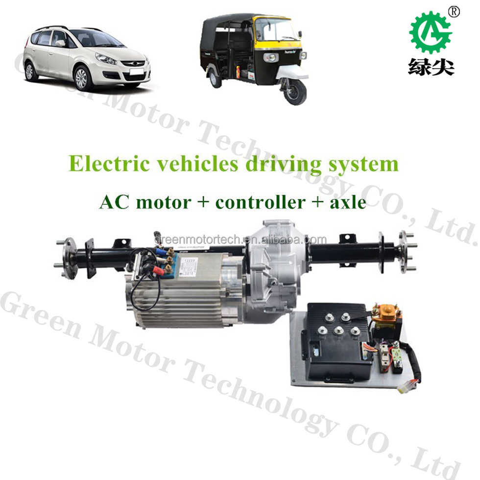 Ac Brushless Motor Electric Car Kit 10kw 96v Electric Car Conversion Kit Buy Electric Car
