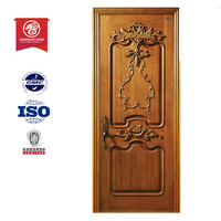 Class 3 Competitive price Armored Door With Smooth Door Leaf