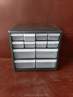 exported cheap & high quality small plastic storage box with drawers