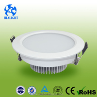 2700K Warm White Aluminum 3/4/5/6/8/10 Inch 3 Inch 220v LED Downlight 5w