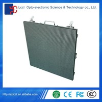2015 China best sale P6 LED light display advertising board