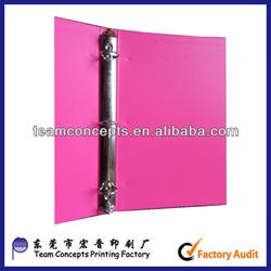 Dongguan Cheap Fashion Handmade File Cover Decoration