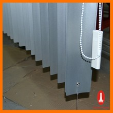 Curtain times Hot Sale 50mm Painted Aluminum Slats For Vertical Blinds