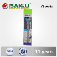 2015 BAKU Wholesale Superior Quality Stainless steel Tweezer