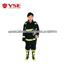 Ropa de seguridad contra incendios para bomberos lucha