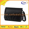 2015 new product cheap unisex custom 600D polyester messenger bag for school