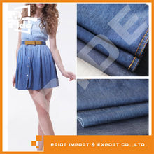 PR-JD642 Selvedge textiles and cotton denim fabric to South American