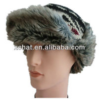 2013 fashion Russian style airline pilot hats