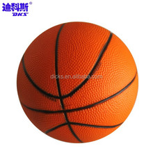 Mini Cheap Stress Soft Basketball Toy Basketball For Kids