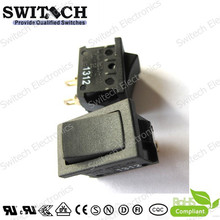 15A rocker switch 4pins with solder terminal without marking