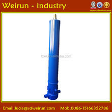 Tipper Truck 3 Stages Single Acting Telescopic Hydraulic Jack/Hoist