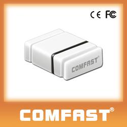 Mini 150Mbps Lan 802.11n USB Ethernet To Usb RTL8188EUS Wireless Adapter