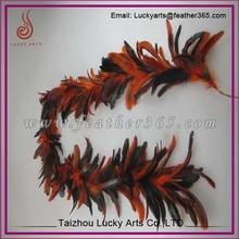 Lucky Arts Party Wedding Turkey chandelle feather boa