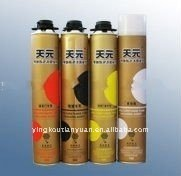 high quality waterproof expanding spray PU foam sealant