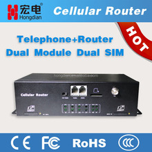 GSM FWT with 3G 4G WIFI Router