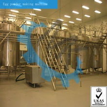 small scale egg powder production line equipments
