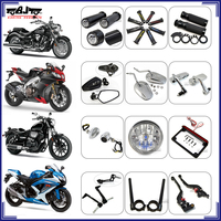 BJ Guangzhou Manufacturers CNC aluminum motorbike accessories and other motorcycle parts