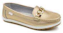 Classique femmes plat causalité chaussures en cuir véritable plat fermé chaussures pour femmes