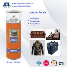 Anti-aging Leather Polish/wax spray