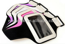 Cell phone accessories sport Armband case for samsung s4, for samsung s4 case armband