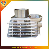 Aluminum Alloy Air-cooled CG125 Motorcycle Cylinder fit for 125cc Go kart,ATV,Mope & Scooter