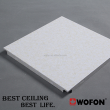 100% water proof false ceiling tiles,100*100mm aluminum open cell ceiling,2012 decorative ceiling