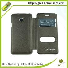 China custom prestigio mobile phone case for HUAWEI Y330