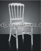 modern design crystal living room dining room plastic chair furniture chair outdoor chair