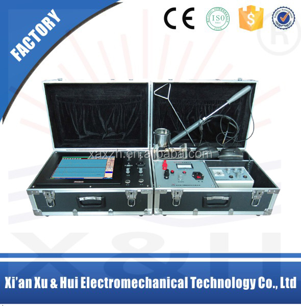 Electric Fault Locator : Xhgg electric underground cable fault locator set