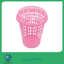 PP Plastic Colored Round Laundry Basket