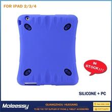 High Quality Fashion leopard skin case for ipad 4