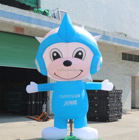 Custom advertising inflatable cartoon mascot giant cartoon characters