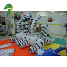 2015 hot sale new inflatable tiger toys