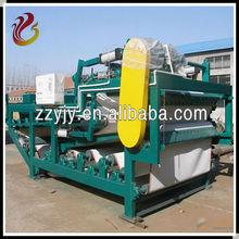 Wastewater Sludge treatment Vacuum belt filter