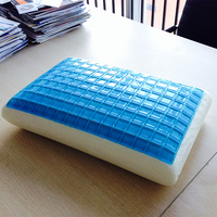 Wholesale High Quality Best Selling Comfortable Cooling Gel Foam Memory Pillow