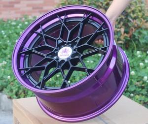 Nuevo diseño BBS ruedas de aluminio forjado 18-22 pulgadas fabricante de China