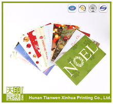 2015 full color paper business card printing