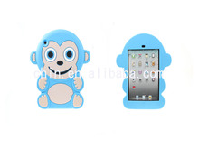 Baby using Animal style silicon Shockproof case for iPad mini