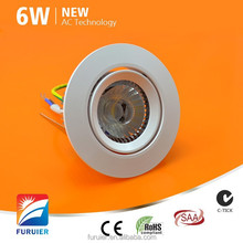 hottest dimming fire rated led downlight