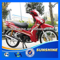SX110-2B Popular New Good Quality 125CC Automatic Motorcycle