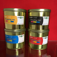 ke/high gloss and dry fast offset printing ink for papers