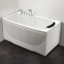 2014 New Style Indoor Whirlpool Massage Bathtub (CA-A0942)